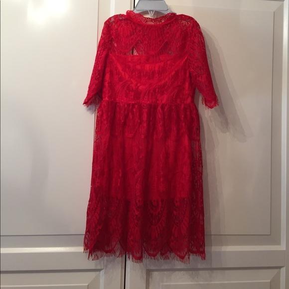Toddler Christmas Dresses.Nwt Red Christmas Dress For Toddler